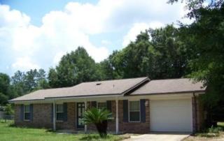 5555  Crestwood Dr  , Milton, FL 32583 (MLS #473475) :: Exit Realty NFI