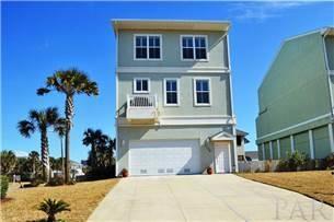 1724  Calle Bonita  , Pensacola Beach, FL 32561 (MLS #478910) :: ResortQuest Real Estate
