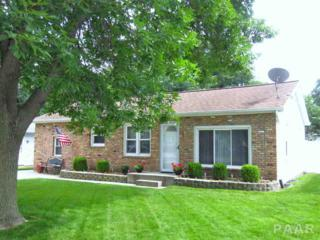 219  Turnron Place  , East Peoria, IL 61611 (#1154739) :: Keller Williams Premier Realty