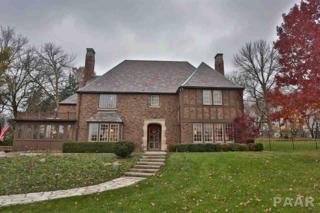 4543 N Grandview Drive  , Peoria Heights, IL 61616 (#1157977) :: Keller Williams Premier Realty