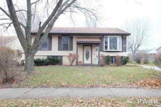 2202  Valentine Avenue  , Pekin, IL 61554 (#1158408) :: Keller Williams Premier Realty