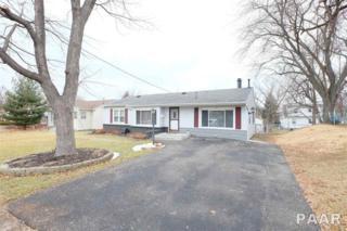 1007  Sheridan Road  , Pekin, IL 61554 (#1158943) :: Keller Williams Premier Realty