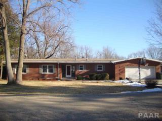 712  Arnold Road  , East Peoria, IL 61611 (#1159023) :: Keller Williams Premier Realty