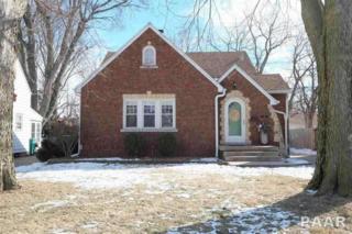 106 N Fairway Drive  , West Peoria, IL 61604 (#1159608) :: Keller Williams Premier Realty