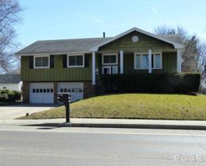 2824 W Rohmann  , West Peoria, IL 61604 (#1160255) :: Keller Williams Premier Realty