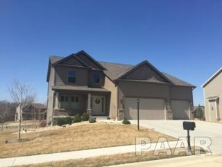 11205 N Country Ridge  , Dunlap, IL 61525 (#1160686) :: Keller Williams Premier Realty