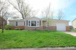 119 W Autumn Lane  , East Peoria, IL 61611 (#1161214) :: Keller Williams Premier Realty