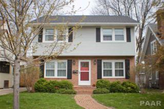 503 W Corrington  , Peoria, IL 61604 (#1161368) :: Keller Williams Premier Realty