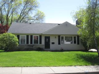 4014 N Hollyridge Circle  , Peoria, IL 61614 (#1162301) :: Keller Williams Premier Realty