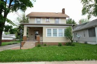 1921 W Sherman Avenue  , Peoria, IL 61604 (#1162397) :: Keller Williams Premier Realty