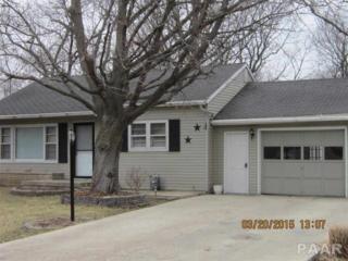 105  Ridge Bend Drive  , East Peoria, IL 61611 (#1160303) :: Keller Williams Premier Realty