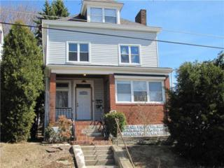 224  Stamm Ave.  , Mt Oliver, PA 15210 (MLS #1001666) :: Broadview Realty