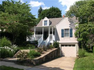 715  Vallevista Avenue  , Mt. Lebanon, PA 15234 (MLS #1017988) :: Keller Williams Realty