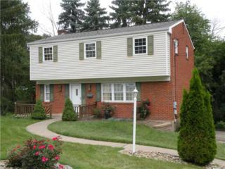 211  Elrose Drive  , Ross Twp, PA 15237 (MLS #1018795) :: Keller Williams Realty