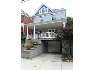5808  Elmer Street  , Shadyside, PA 15232 (MLS #1019999) :: Keller Williams Pittsburgh