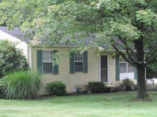 568  Chaparral Drive  , Cranberry Twp, PA 16066 (MLS #1020793) :: Keller Williams Realty