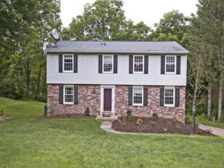 214 E Edgewood Drive  , Peters Twp, PA 15317 (MLS #1020919) :: Keller Williams Realty