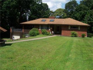 172  Ammons Drive  , Peters Twp, PA 15317 (MLS #1021457) :: Keller Williams Realty