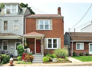 352  Lamont Pl  , Shadyside, PA 15232 (MLS #1021897) :: Keller Williams Pittsburgh