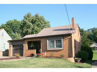 214  Terrace Avenue  , Zelienople Boro, PA 16063 (MLS #1023347) :: Keller Williams Realty