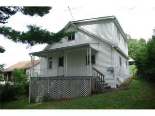 150  Washington St. Ext.  , Cokeburg, PA 15324 (MLS #1025863) :: Keller Williams Pittsburgh