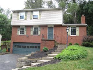 596  Clifton Rd  , Bethel Park, PA 15102 (MLS #1027296) :: Keller Williams Realty