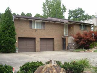 415  Thompson Run Road  , Ross Twp, PA 15237 (MLS #1028011) :: Keller Williams Realty