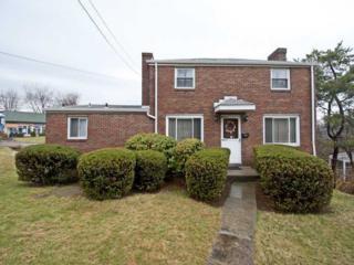 101  Stuart Street  , Bethel Park, PA 15202 (MLS #1032358) :: Keller Williams Realty