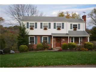 107  Fawn Valley Drive  , Peters Twp, PA 15317 (MLS #1032925) :: Keller Williams Realty