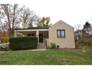 261  Lindenwood Avenue  , Mt. Lebanon, PA 15228 (MLS #1034385) :: Keller Williams Realty