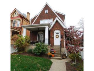5814  Alder Street  , Shadyside, PA 15232 (MLS #1034711) :: Keller Williams Pittsburgh