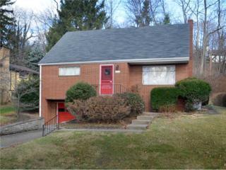 212  Sharon Drive  , Forest Hills Boro, PA 15221 (MLS #1036823) :: Keller Williams Pittsburgh