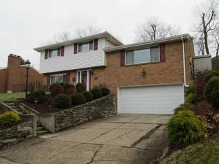 1679  Forestview Drive  , Bethel Park, PA 15102 (MLS #1038470) :: Keller Williams Realty