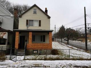 617  Montooth Street  , Beltzhoover, PA 15210 (MLS #1040344) :: Keller Williams Pittsburgh
