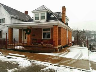 459  Augusta Street  , Mt Washington, PA 15211 (MLS #1041424) :: Keller Williams Pittsburgh