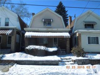 822  Gearing Ave  , Beltzhoover, PA 15210 (MLS #1044650) :: Keller Williams Pittsburgh