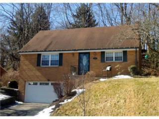 508  Milbeth Drive  , Mt. Lebanon, PA 15228 (MLS #1046863) :: Keller Williams Realty