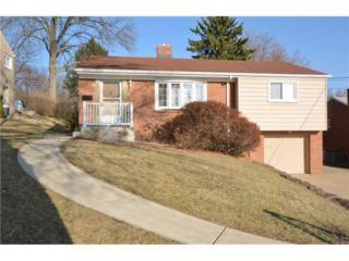 265  Oaklyn Road  , Bethel Park, PA 15102 (MLS #1048950) :: Keller Williams Realty