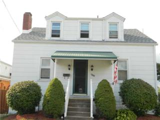 705  Highland Ave  , Canonsburg, PA 15317 (MLS #1049629) :: Keller Williams Realty