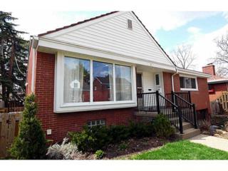 610  Ellsworth Place  , Shadyside, PA 15232 (MLS #1051366) :: Keller Williams Pittsburgh