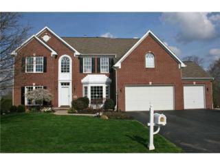 313  Buffalo Ridge Road  , Peters Twp, PA 15317 (MLS #1052485) :: Keller Williams Realty