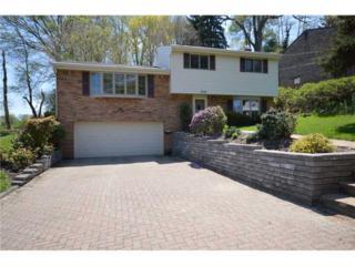959  Vista Glen Drive  , Bethel Park, PA 15102 (MLS #1055378) :: Keller Williams Realty