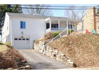 440  Carnegie Drive  , Mt. Lebanon, PA 15243 (MLS #1002736) :: Keller Williams Realty