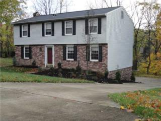 214 E Edgewood Drive  , Peters Twp, PA 15317 (MLS #1020919) :: Keller Williams Realty