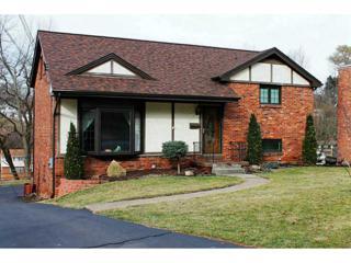234  Coleen Dr  , Pleasant Hills, PA 15236 (MLS #1047580) :: Keller Williams Realty