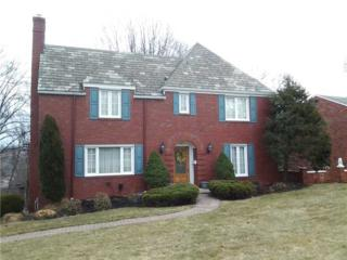 321  Old Clairton Road  , Pleasant Hills, PA 15236 (MLS #1048187) :: Keller Williams Realty