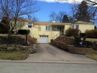 545  Moreland Drive  , Mt. Lebanon, PA 15243 (MLS #1048539) :: Keller Williams Realty