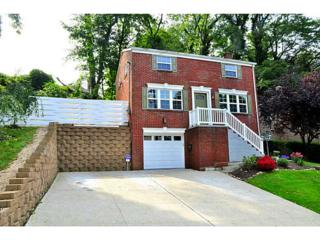 811  Parkside Avenue  , Mt. Lebanon, PA 15228 (MLS #978870) :: Keller Williams Realty