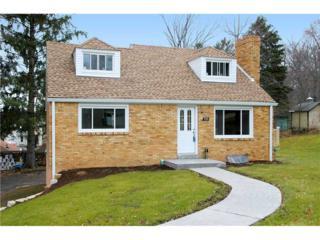 232  Grant Avenue  , Ross Twp, PA 15237 (MLS #1032106) :: Keller Williams Realty