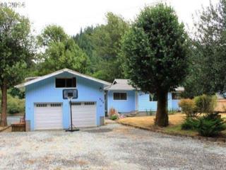 804  Scottsburg West Rd  , Scottsburg, OR 97473 (MLS #14134619) :: Stellar Realty Northwest